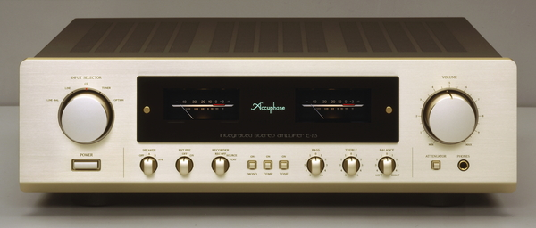 Accuphase アキュフェーズ DP-67、E-213集中試聴中