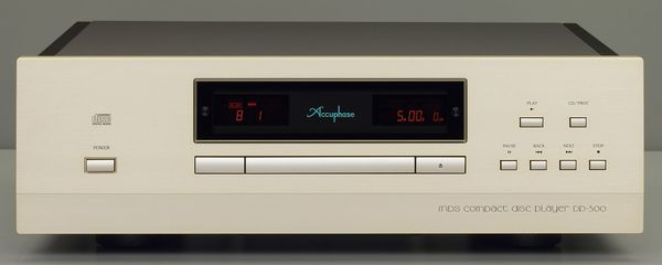 Accuphase アキュフェーズ新製品 DP-500、A-45発表。