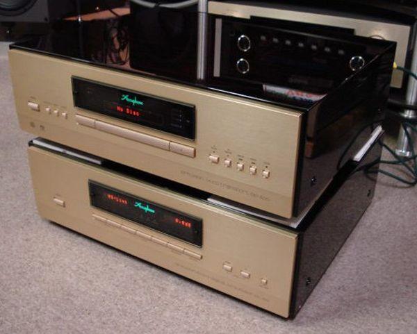 アキュフェーズ自社メカのセパレートSACDプレーヤーDP-800 DC-801発売