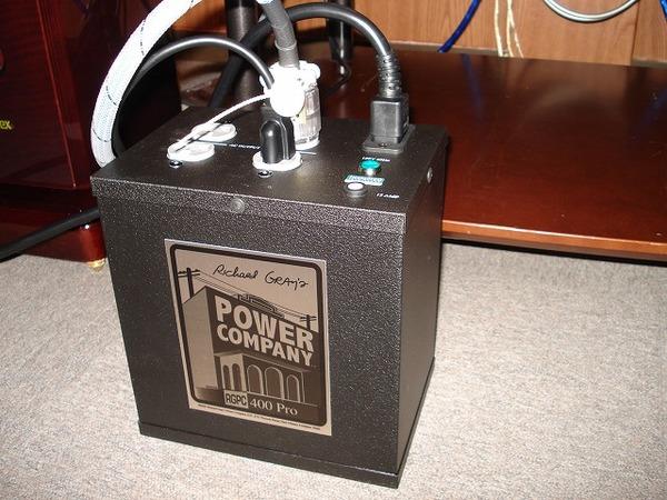 電源エンハンサーの効果