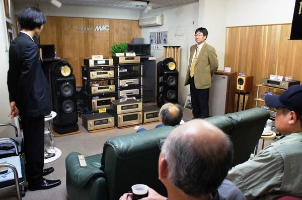 Accuphase アキュフェーズWEEKフェア!