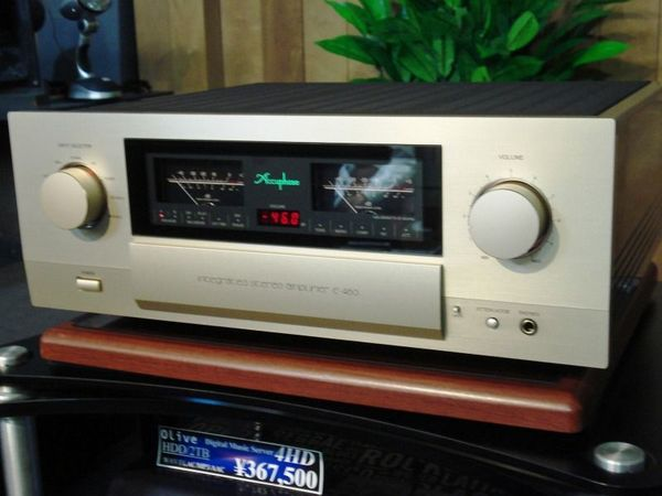 Accuphase アキュフェーズ新製品 E-460、DAC-30、P-6100 発売