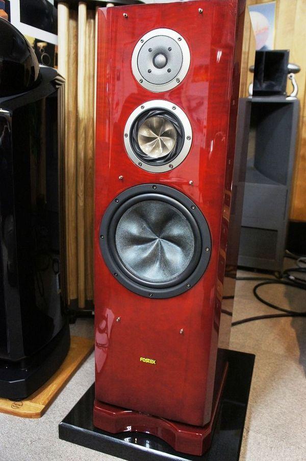 FOSTEX GX-250、PS Audio Wave CDプレーヤー同時・試聴会の御案内