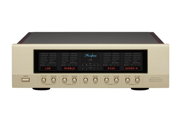 Accuphase アキュフェーズ DF-55 新発売