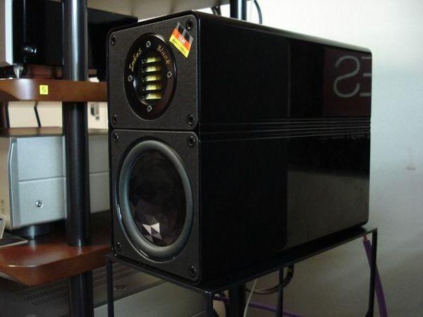 ELAC 310 IB聴く