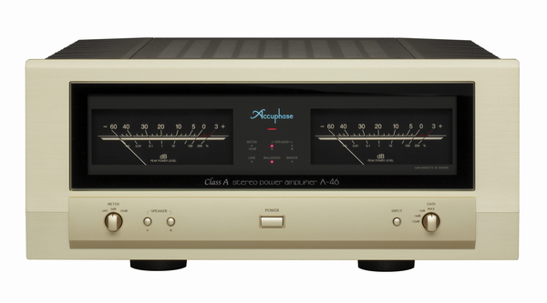 Accuphase アキュフェーズ新製品 PS-1220、A-46発売