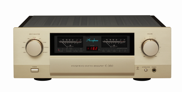 Accuphase アキュフェーズ新製品 C-2820、E-360発表