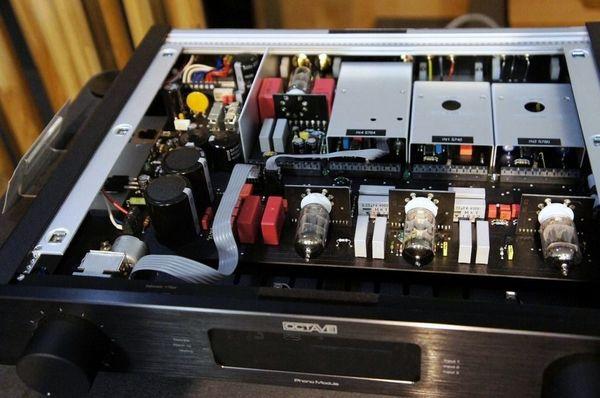 OCTAVE(オクターブ)社 Phono Module をご紹介いたします