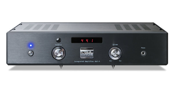 SOUL NOTE Integrated Amplifier da3.0発表