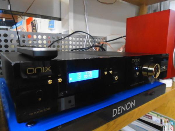 コンパクト・システム ONIX 展示いたしました。