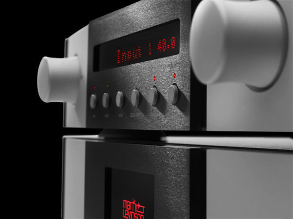 Mark Levinson マークレビンソンREFERENCE PREAMPLIFIER No 52 発表