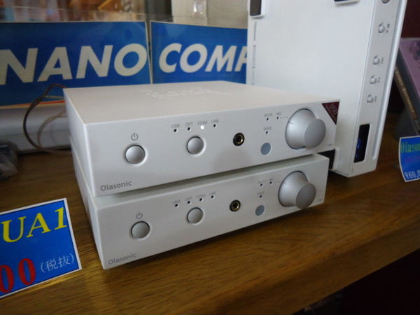 NANOCOMPO 一万円のグレードアップ機種登場!NANO-UA1a