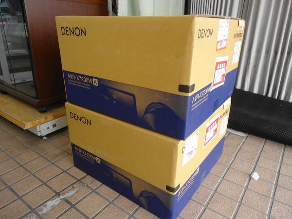 デノン、9.2ch AVサラウンドレシーバー「AVR-X7200WA」を2015年5月下旬に発売。
