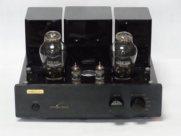 TRIODE プリメインアンプ 300Night Black 100台限定で新発売