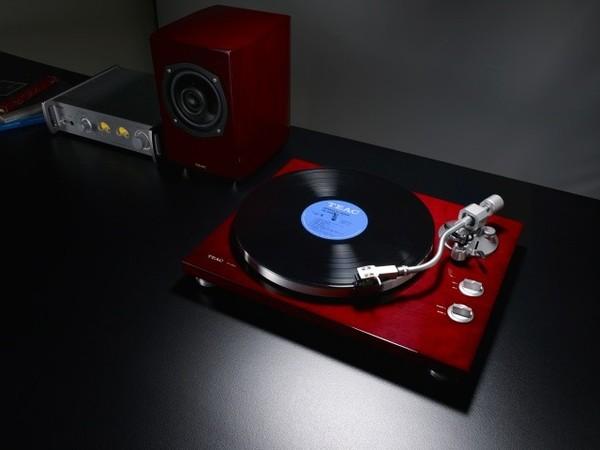 TEAC TN-350 和紙製ターンテーブル・シートプレゼント!!