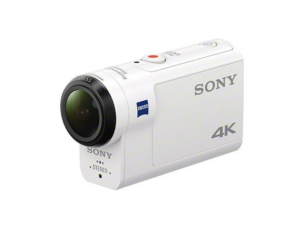 ソニー デジタル4Kビデオカメラレコーダー アクションカム FDR-X3000R
