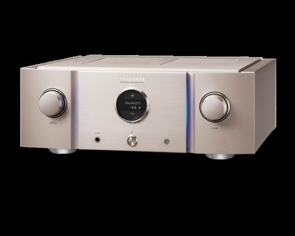 marantzリファレンスセパレートアンプを一筐体に統合した新世代のプリメインアンプPM-10