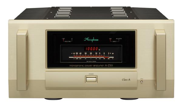 アキュフェーズ モノラル・パワーアンプA-250