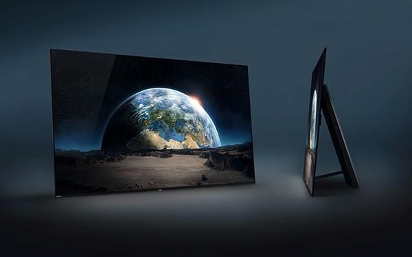 ソニー 4K 有機ELテレビ ブラビア A1シリーズ発表