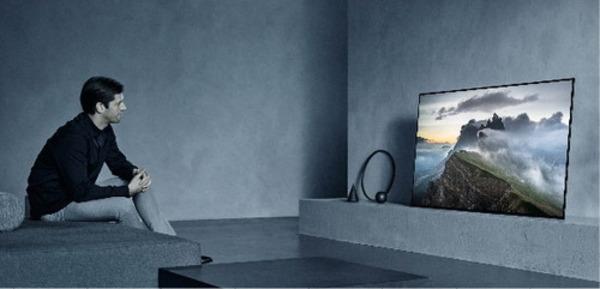 ソニー 4K 有機ELテレビ ブラビア A1シリーズ展示いたしました。