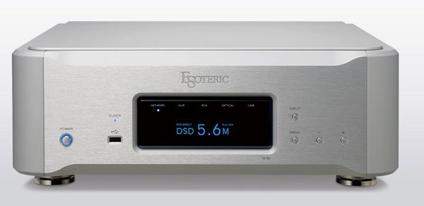 ESOTERIC ネットワーク・プレーヤーN-01発売