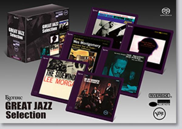 グレート・ジャズ・セレクション 6   限定2,000セット