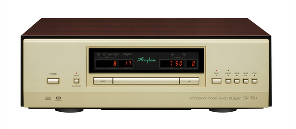 Accuphase PRECISION MDSD SA-CDプレーヤー DP-750