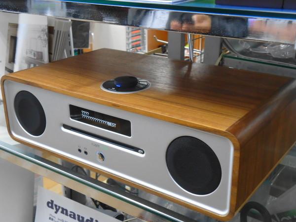 ruarkaudio R4 mk3 常設展示いたしました。