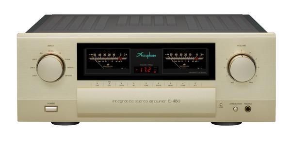 アキュフェーズ プリメイン E-480発売