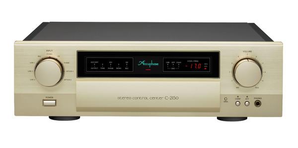 アキュフェーズ プリC-2150、 パワーP-4500発売