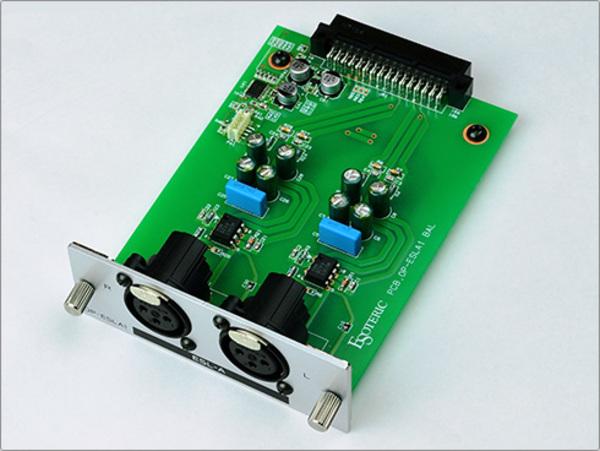 ESOTERIC オプションボードOP-ESLA1