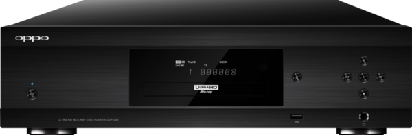 OPPO UHD BDプレーヤー「UDP-205」常設展示いたしました