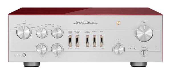 LUXMAN真空管コントロールアンプ CL-1000