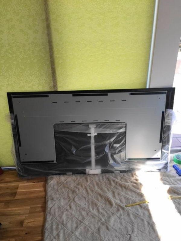 LGの薄型有機ELテレビ