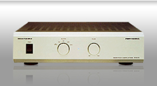 marantz PROFESSIONAL Amplifier  PA01