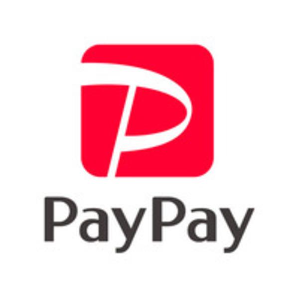 PayPay 楽天ペイ などキャッシュレス対応いたしております。