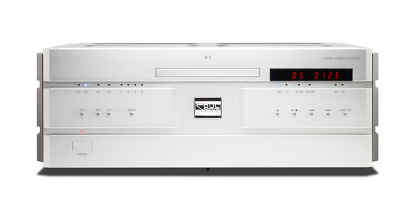 SOULNOTE スーパーオーディオCDプレーヤー S-3 発売