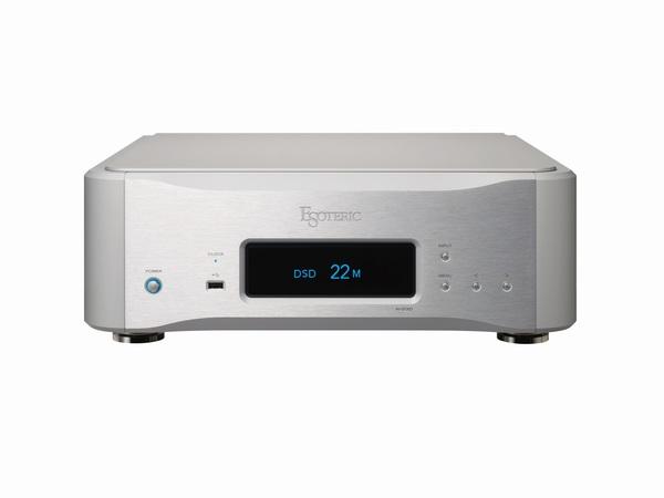 GrandiosoK1X VS K-01X+ネットワークD/Aコンバーター N-01XD 試聴会