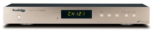 MUSIC BIRD 新設計リザーブ電源搭載の高音質モデル「C-T3000CS」登場