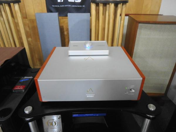 SPEC スペック リアルサウンドパワーアンプ RPA-W1ST  年末・年始集中試聴中!