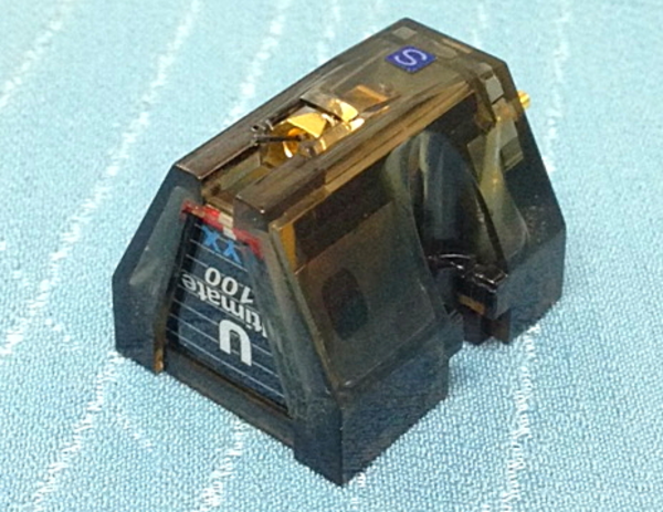 ZYX カートリッジ 銀線コイルモデル Ultimate100S 登場