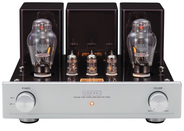 TRIODE「TRX-P300S」 A 級シングル ステレオパワーアンプ新発売 &記念キャンペーン