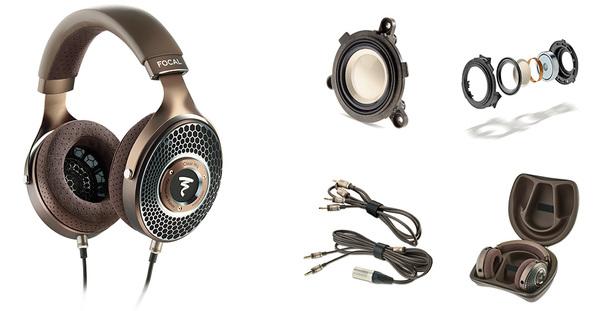 FOCAL ヘッドフォンの新製品 CLEAR MG、CELESTEE