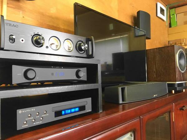 NuPrime CD専用トランスポート CDT-8 納品させていただきました。