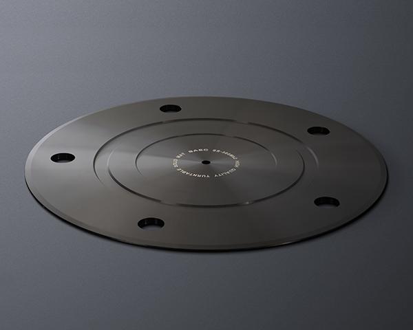 SAEC 新製品ソリッドターンテーブルマットSS-300Mk2、レコードスタビライザーSRS-9 発売