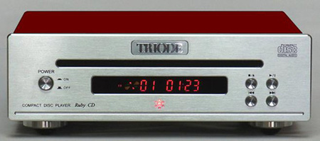 Triode Ruby CD
