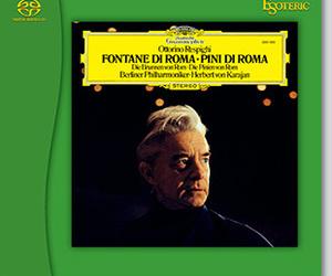 『レスピーギ:交響詩《ローマの松》&《ローマの噴水》、アルビノーニのアダージョ他』