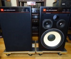 JBL  スタジオモニタースピーカー  4312G
