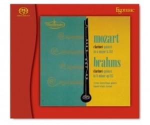 ESOTERIC名盤復刻シリーズSACDソフト モーツァルト & ブラームス:クラリネット五重奏曲