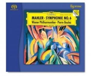 ESOTERIC名盤復刻シリーズSACDソフト マーラー:交響曲 第6番《悲劇的》